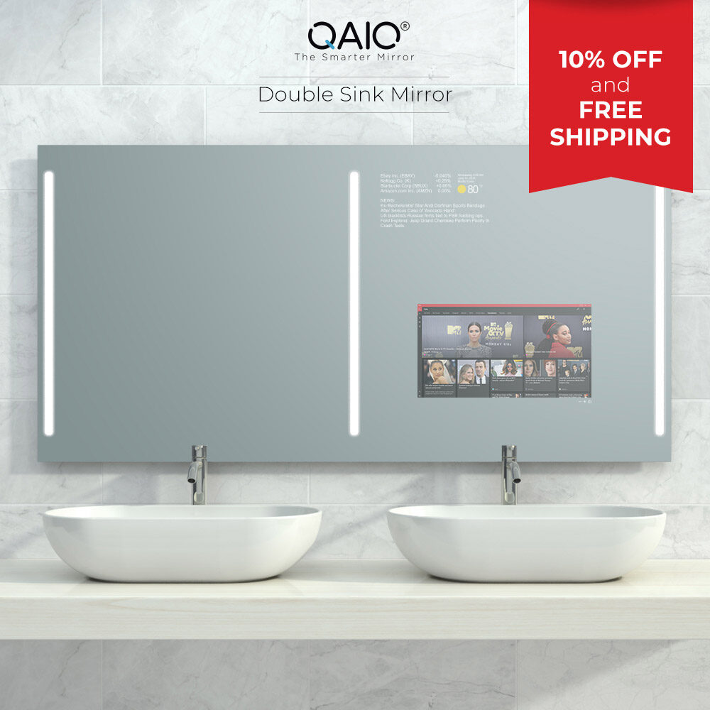 QAIO Smart Mirror Promotion