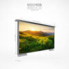 Our outdoor TV has a patented weather cap that adds protection to your TV against the elements.