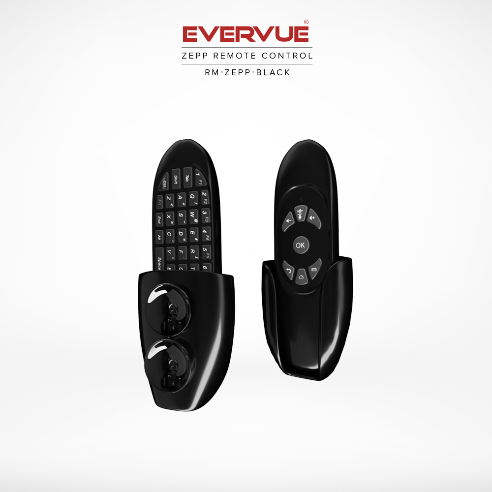 The perfect remote control compatible with all our smart televisions.