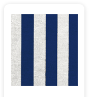 Neoprene Cover – Blue Stripes (COSNC-85-STRBlue)