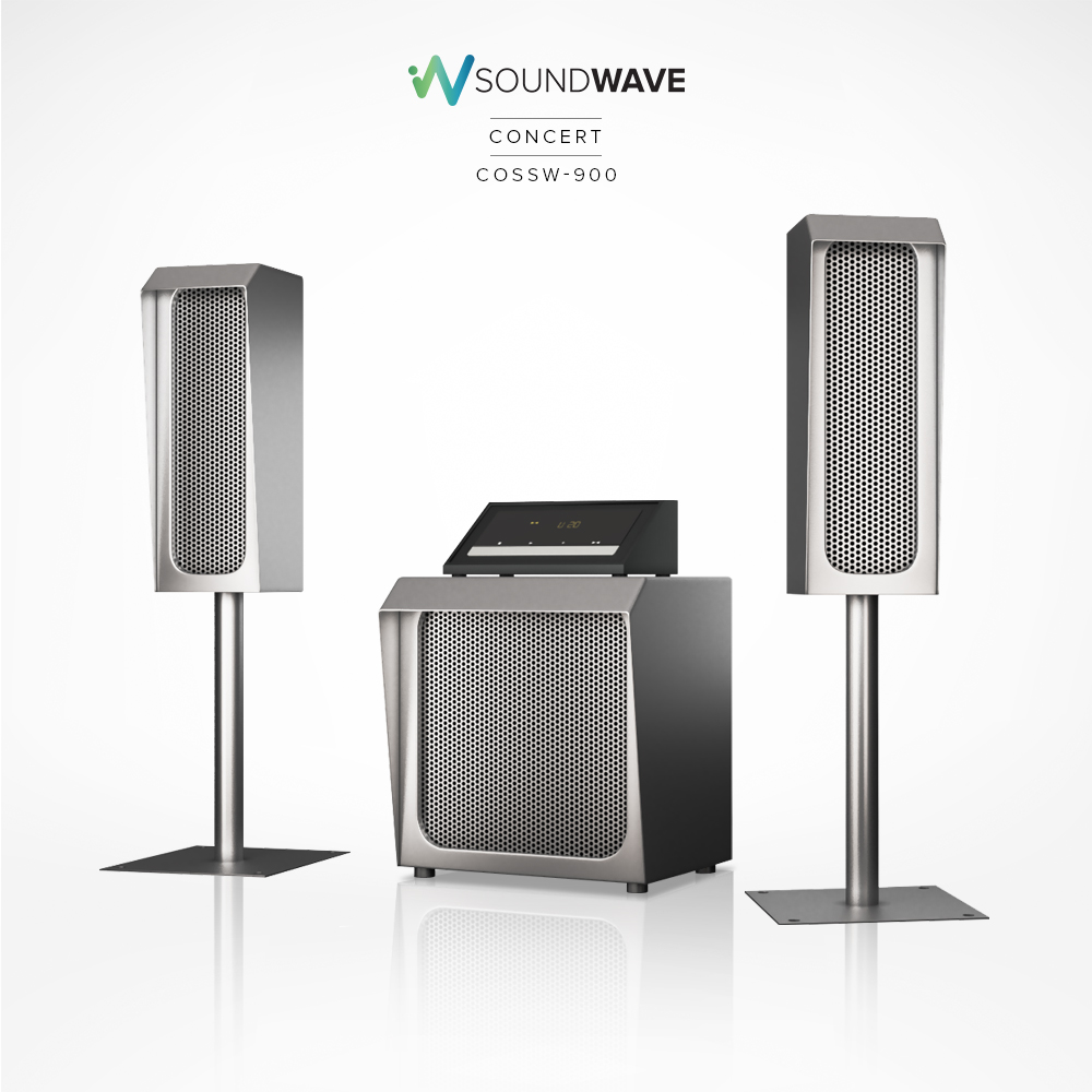 Our concert speakers are designed to withstand extreme temperatures and deliver rich sound and clear performance at the same time.