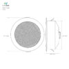 The accurate specification of our recessed speakers for your reference.